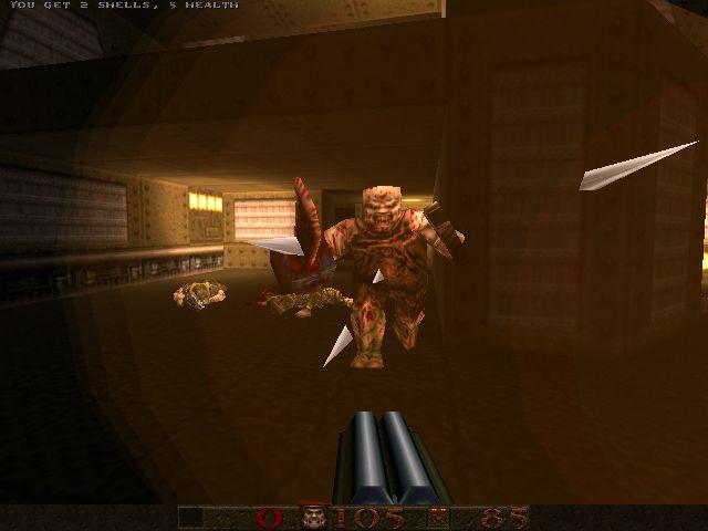 Remake Quake Project - QuakeOne - Quake 1 Resurrection